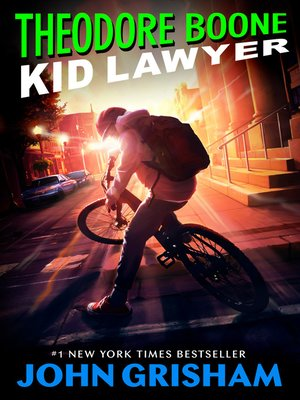 cover image of Kid Lawyer